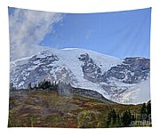 Mount Rainier 3 Tapestry