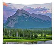 Mount Rundle Tapestry