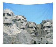 Mount Rushmore Tapestry