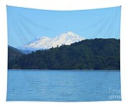Mount Shasta And Shasta Lake Tapestry