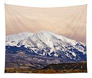 Mount Sopris Tapestry