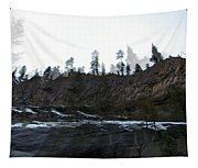 Mountain Dreaming  Tapestry
