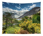 Mountain Flora Tapestry