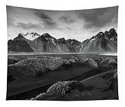 Icelandic Mountain  Landscape Tapestry