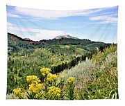 Mountain Meadows Tapestry