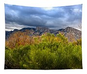 Mountain Valley No33 Tapestry