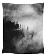 Mountain Whispers Tapestry