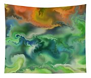 Movement Of The Natural World Tapestry