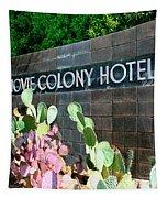 Movie Colony Hotel Palm Springs Tapestry
