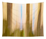 Moving Trees 15 Gold Brown Tapestry