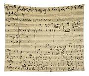 Mozart: Requiem Excerpt Tapestry