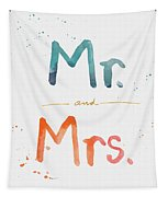 Mr And Mrs Tapestry