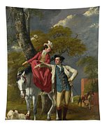Mr And Mrs Thomas Coltman Tapestry