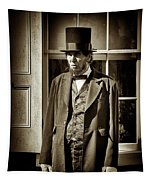 Mr Lincoln Tapestry