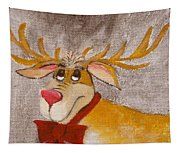Mr Reindeer Tapestry