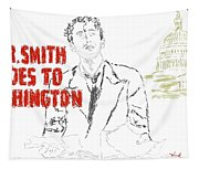 Mr Smith Goes To Washington  Tapestry