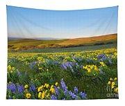 Mt. Hood Wildflower Morning Tapestry