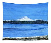 Mt. Rainier Tapestry