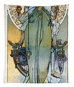 Mucha: Theatrical Poster Tapestry