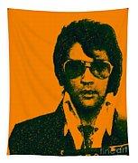 Mugshot Elvis Presley Tapestry