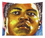 Muhammad Ali Tapestry