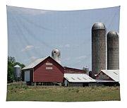 Multi Silo Farm Tapestry
