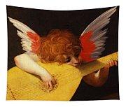 Musical Angel Tapestry