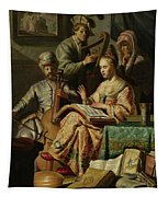 Musical Company Tapestry