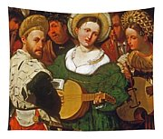 Musical Group Tapestry