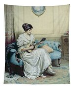 Musical Interlude Tapestry