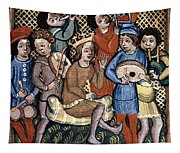 Musicians Tapestry