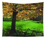 My Love Of Trees I Tapestry