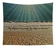 My Religion Tapestry