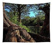 Mystic Pond Tapestry