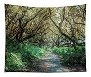 Mystical Angel Oaks  Tapestry