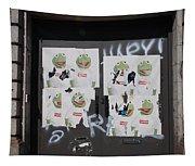N Y C Kermit Tapestry
