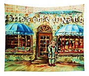 Nancys Fine Pastries Tapestry