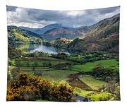 Nant Gwynant Valley Tapestry