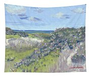 Nantucket June Dunes I Tapestry