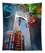 Nashville Nights 02 Tapestry