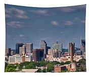 Nashville Skyline 1 Tapestry