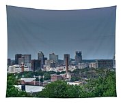 Nashville Skyline 2 Tapestry
