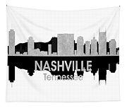 Nashville Tn 4 Squared Tapestry