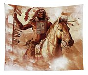 Native American 093201 Tapestry