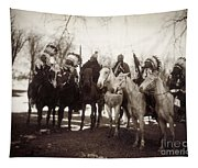 Native American Chiefs Tapestry