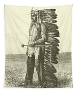 Native American Tapestry