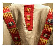 Native American Great Plains Indian Clothing Artwork 09 Tapestry