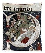 Nativity/croatian Tapestry