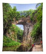 Natural Bridge - Virginia Landmark Tapestry