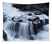 Natural Bridges Falls 02 Tapestry